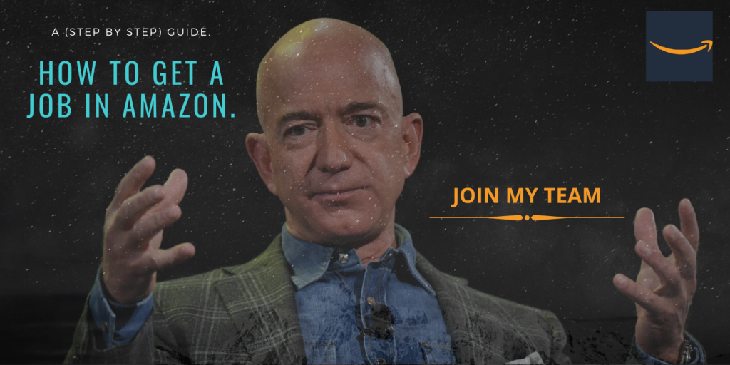 How To Get a Job In Amazon
