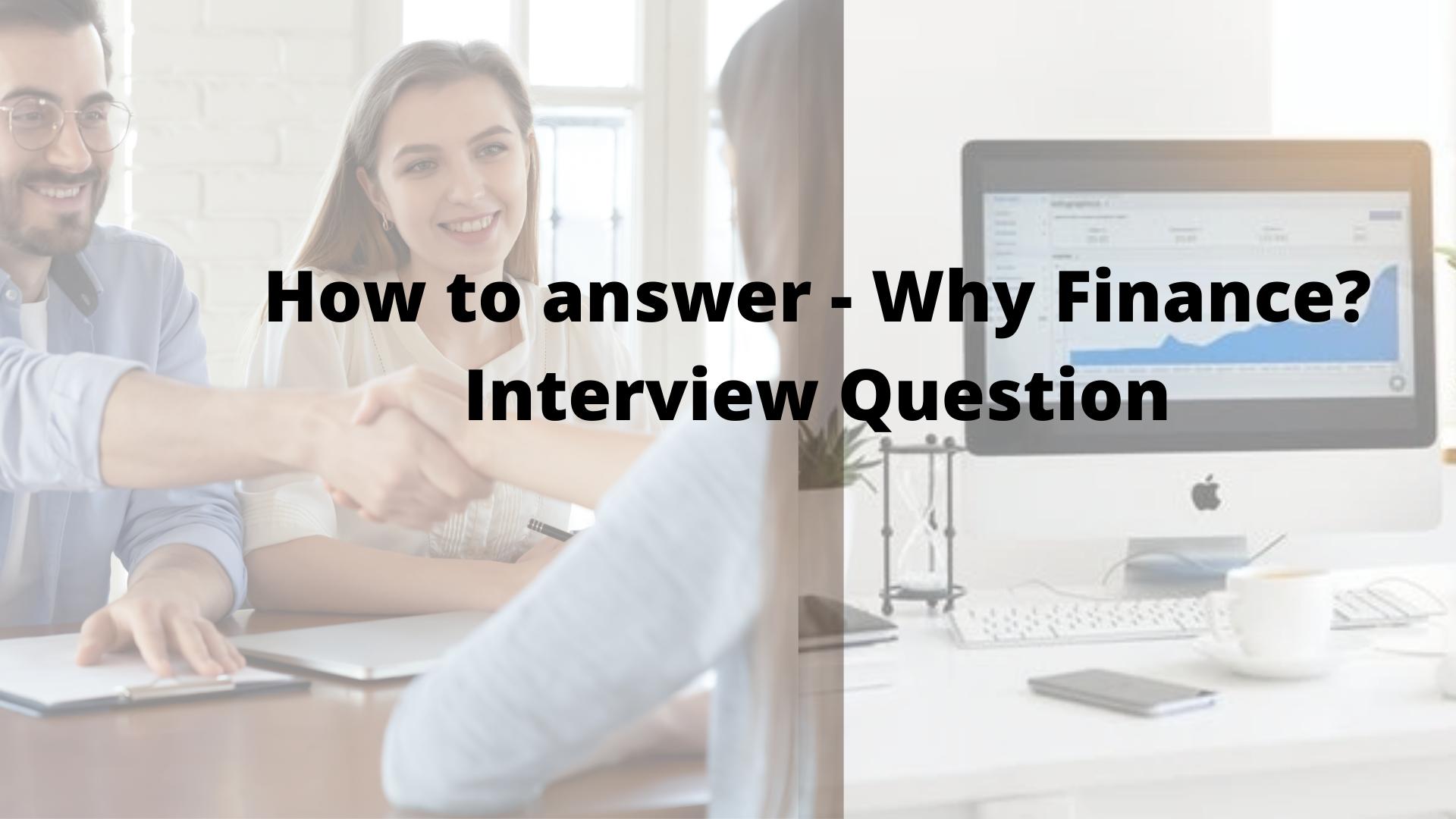 Why finance Interview Questions